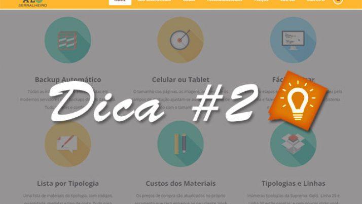 DICA 2: Ganhar tempo e conquistar novos clientes